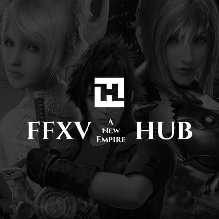 FFXV:ANE Hub
