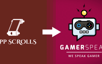 Speaking Our Language: How App Scrolls Evolved to GamerSpeak