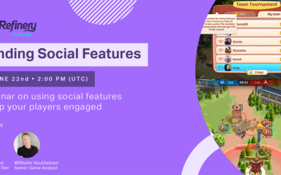 Trending Social Features in Mobile Games